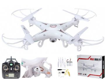 M68R Quadcopter with camera 6-Axis 2.4GHz 4CH Remote Radio Control RC Drone